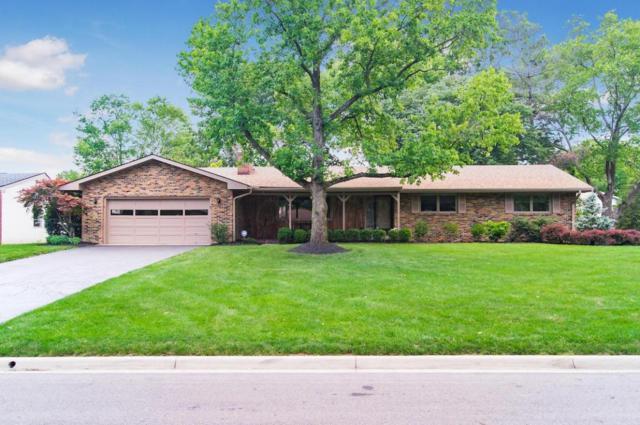 3907 Hillview Drive, Upper Arlington, OH 43220 (MLS #217022706) :: The Columbus Home Team