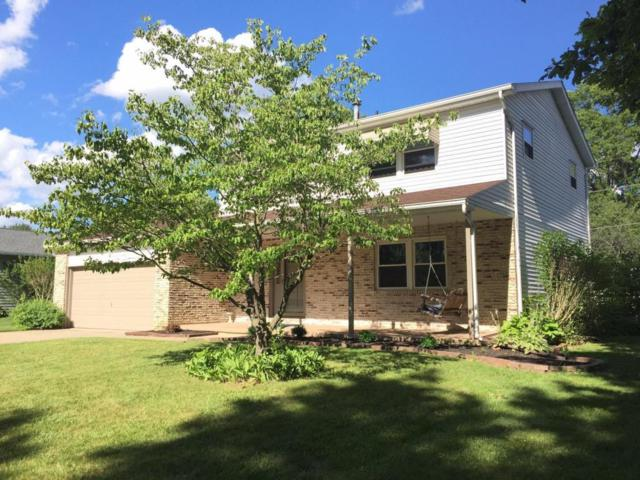 448 Courtney Drive, Newark, OH 43055 (MLS #217022801) :: The Columbus Home Team