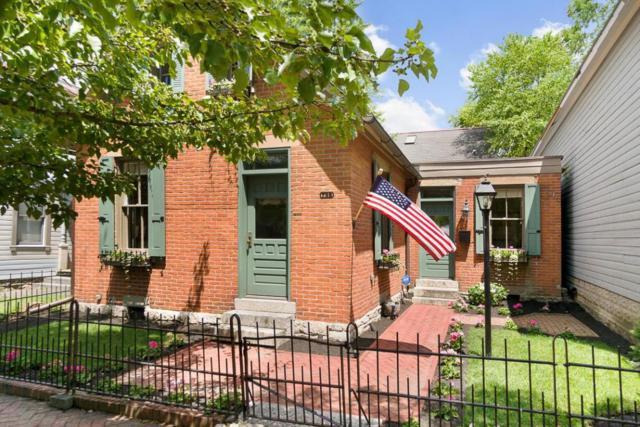 792 S 5th Street, Columbus, OH 43206 (MLS #217023397) :: Core Ohio Realty Advisors