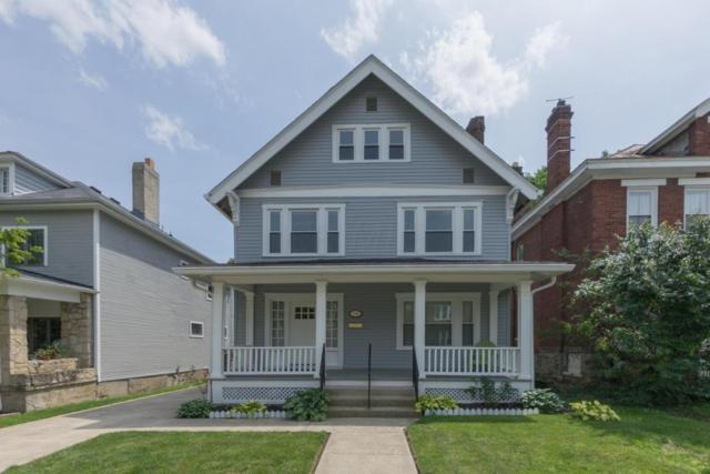 1643 Franklin Avenue, Columbus, OH 43205 (MLS #217025559) :: Core Ohio Realty Advisors