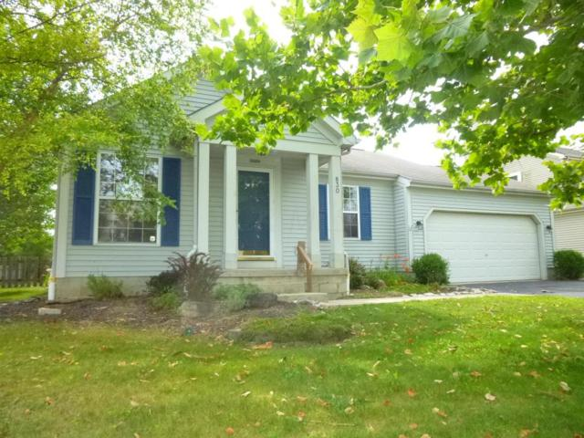 830 Parade Place, Galloway, OH 43119 (MLS #217026029) :: Berkshire Hathaway Home Services Crager Tobin Real Estate