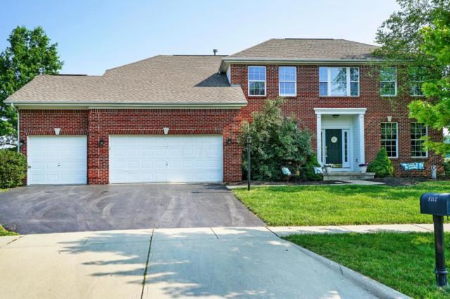 8192 Trail Lake Drive, Powell, OH 43065 (MLS #217026356) :: Core Ohio Realty Advisors