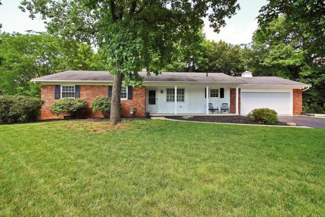 2152 Berry Hill Drive, Grove City, OH 43123 (MLS #217026420) :: Berkshire Hathaway Home Services Crager Tobin Real Estate