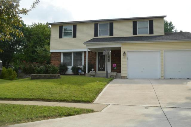2695 Drumlin Lane, Grove City, OH 43123 (MLS #217026431) :: Berkshire Hathaway Home Services Crager Tobin Real Estate