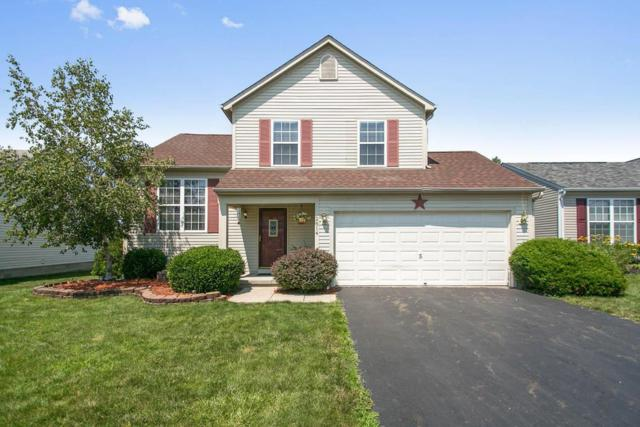 2814 Schuylar Road, Grove City, OH 43123 (MLS #217026433) :: Berkshire Hathaway Home Services Crager Tobin Real Estate
