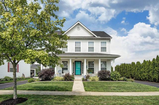 2493 Hotchkiss Street, Grove City, OH 43123 (MLS #217026519) :: Berkshire Hathaway Home Services Crager Tobin Real Estate