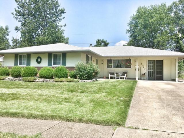 5540 Madrid Drive, Westerville, OH 43081 (MLS #217026564) :: Berkshire Hathaway Home Services Crager Tobin Real Estate
