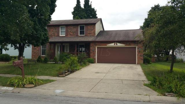 5701 Muldoon Court, Dublin, OH 43016 (MLS #217026568) :: Berkshire Hathaway Home Services Crager Tobin Real Estate