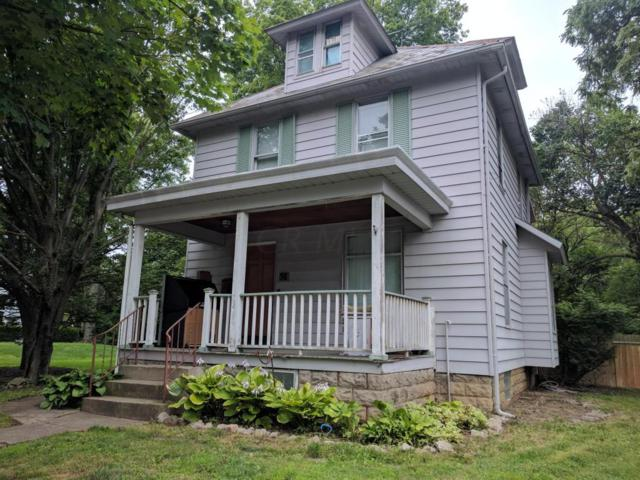 58 S Grove Street, Westerville, OH 43081 (MLS #217026644) :: Berkshire Hathaway Home Services Crager Tobin Real Estate