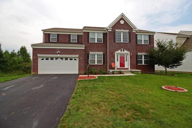 4500 Orangeberry Drive, Grove City, OH 43123 (MLS #217026656) :: Berkshire Hathaway Home Services Crager Tobin Real Estate