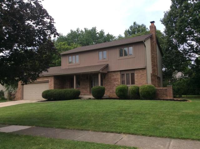 872 Prince William Lane, Westerville, OH 43081 (MLS #217026662) :: Berkshire Hathaway Home Services Crager Tobin Real Estate