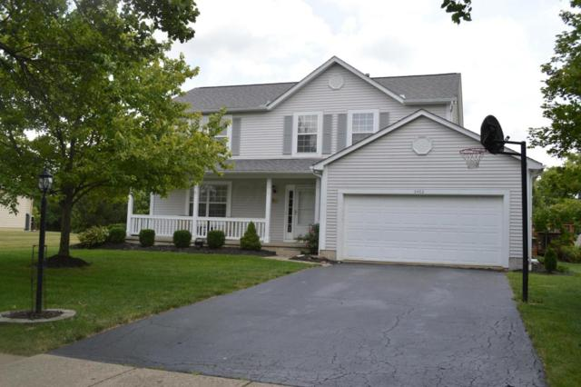 5492 Meadow Grove Drive, Grove City, OH 43123 (MLS #217026668) :: Berkshire Hathaway Home Services Crager Tobin Real Estate
