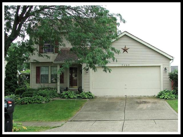 3469 La Coste Lane, Columbus, OH 43228 (MLS #217026690) :: Berkshire Hathaway Home Services Crager Tobin Real Estate