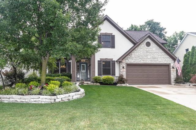 204 Maplebrooke Drive N, Westerville, OH 43082 (MLS #217026796) :: Core Ohio Realty Advisors