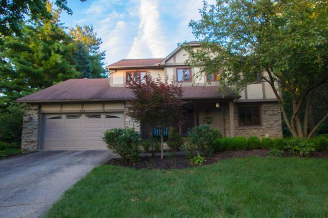 898 Knebworth Court, Westerville, OH 43081 (MLS #217026909) :: Core Ohio Realty Advisors