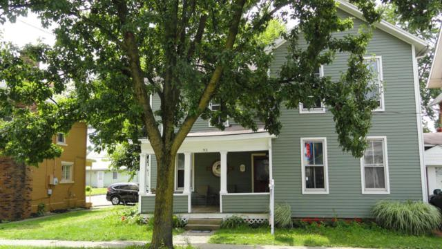 33 E College Avenue, Westerville, OH 43081 (MLS #217027632) :: The Raines Group