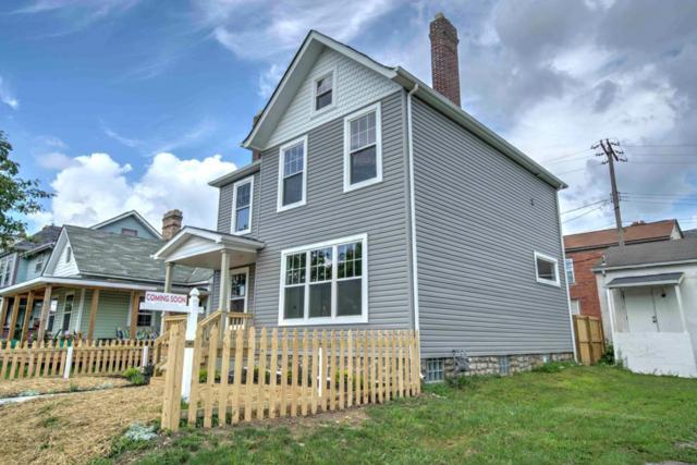 460 Linwood Avenue, Columbus, OH 43205 (MLS #217028282) :: Core Ohio Realty Advisors