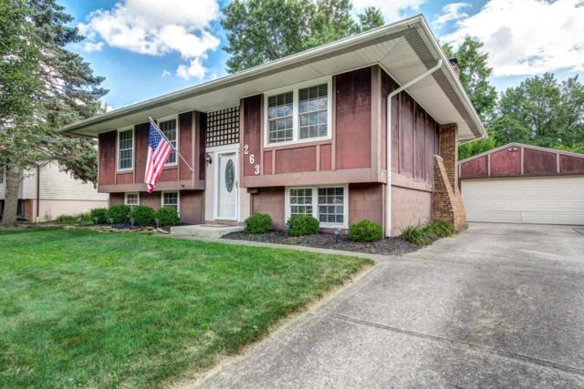 263 Dunchurch Road, Gahanna, OH 43230 (MLS #217029366) :: Core Ohio Realty Advisors
