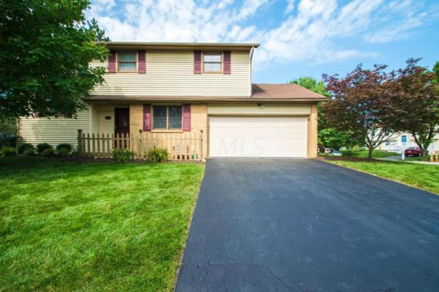 7643 Choctaw Court, Worthington, OH 43085 (MLS #217029507) :: The Columbus Home Team