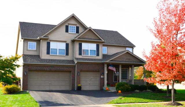 7698 Indian Springs Drive, Powell, OH 43065 (MLS #217029978) :: Core Ohio Realty Advisors