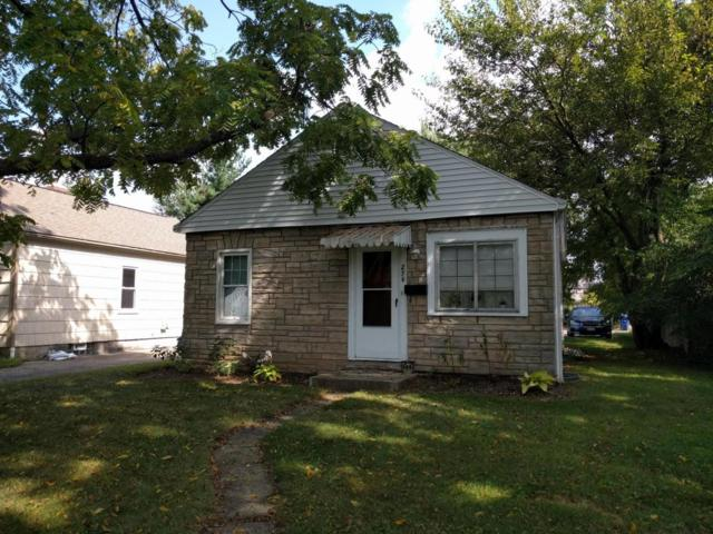 274 E Jeffrey Place, Columbus, OH 43214 (MLS #217029995) :: The Columbus Home Team