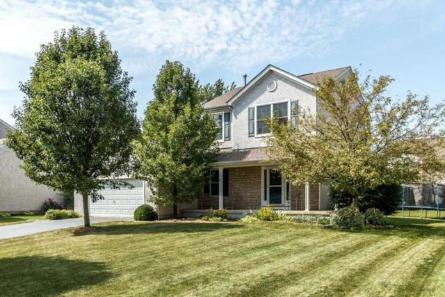 5988 Pondview Court, Hilliard, OH 43026 (MLS #217030026) :: The Columbus Home Team