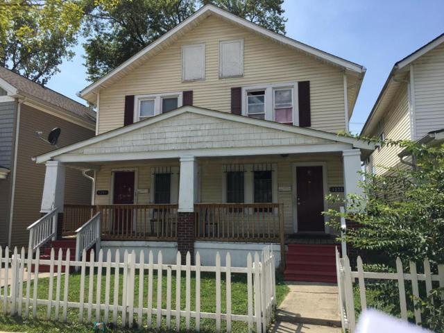 1271 N 6th Street #3, Columbus, OH 43201 (MLS #217030104) :: Casey & Associates Real Estate