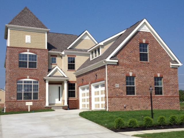 8011 Oak Meadow Drive, Dublin, OH 43016 (MLS #217030113) :: The Columbus Home Team