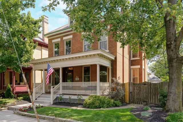 94 Hoffman Avenue, Columbus, OH 43205 (MLS #217030115) :: Core Ohio Realty Advisors