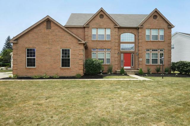 4616 Seven Lakes Place, Powell, OH 43065 (MLS #217030161) :: Core Ohio Realty Advisors