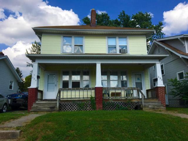 332-34 N Burgess Avenue, Columbus, OH 43204 (MLS #217030261) :: Core Ohio Realty Advisors