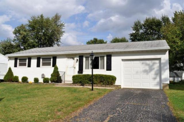 3486 Manila Drive, Westerville, OH 43081 (MLS #217030271) :: Casey & Associates Real Estate