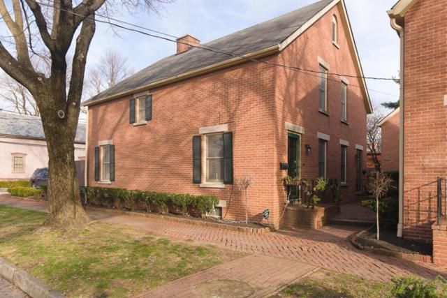 598 S Grant Avenue B, Columbus, OH 43206 (MLS #217030293) :: The Columbus Home Team