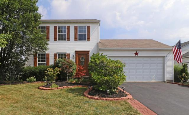 660 Wynstone Drive, Lewis Center, OH 43035 (MLS #217030307) :: The Clark Realty Group @ ERA Real Solutions Realty
