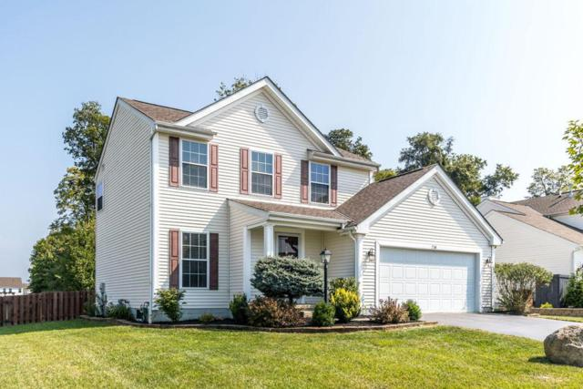 736 Penn Street, Pickerington, OH 43147 (MLS #217030326) :: Cutler Real Estate