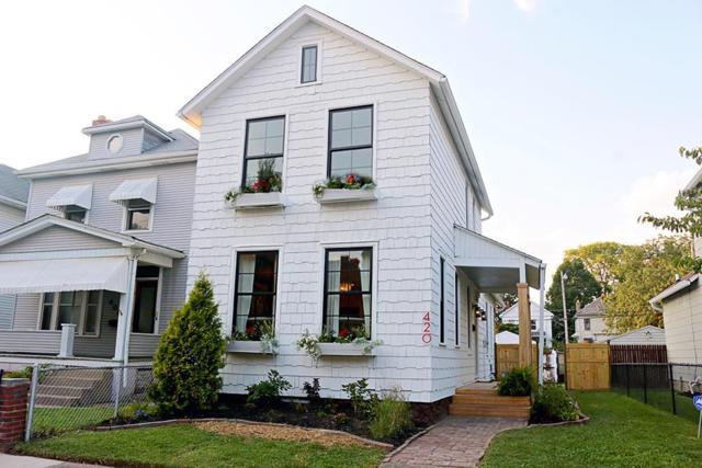 420 Hanford Street, Columbus, OH 43206 (MLS #217030332) :: The Columbus Home Team