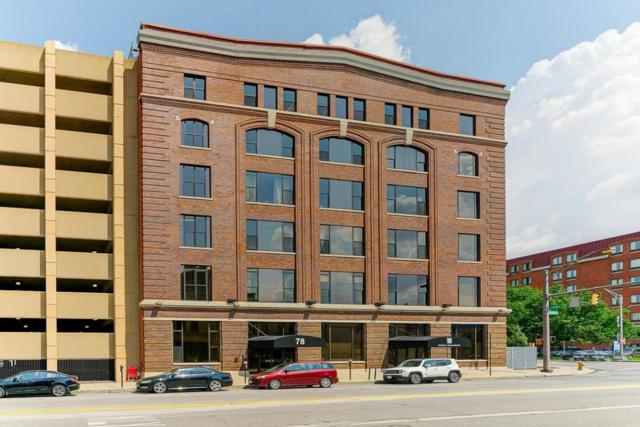 78 E Chestnut Street #305, Columbus, OH 43215 (MLS #217030337) :: The Mike Laemmle Team Realty