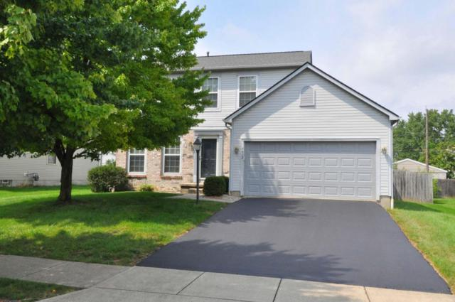 4412 Jennydawn Place, Hilliard, OH 43026 (MLS #217030350) :: Signature Real Estate