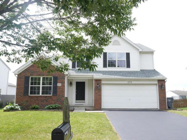 459 Greenhill Drive, Groveport, OH 43125 (MLS #217030409) :: RE/MAX ONE