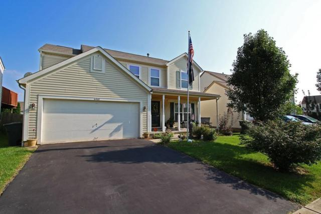 6468 Kelsey Court, Canal Winchester, OH 43110 (MLS #217030442) :: The Clark Realty Group @ ERA Real Solutions Realty