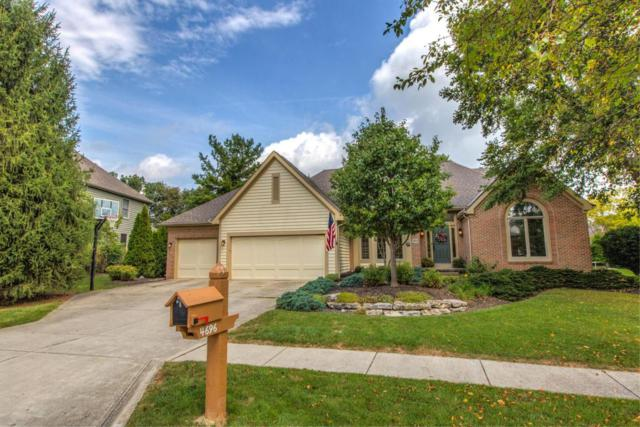 4696 Brittonhurst Drive, Hilliard, OH 43026 (MLS #217030452) :: Cutler Real Estate