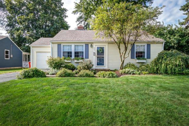 481 Kenbrook Drive, Worthington, OH 43085 (MLS #217030488) :: The Clark Realty Group @ ERA Real Solutions Realty