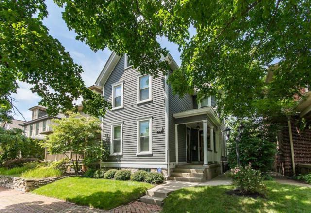 280 E Stewart Avenue, Columbus, OH 43206 (MLS #217030629) :: Cutler Real Estate