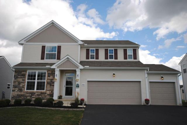 2016 Derby Drive, Marysville, OH 43040 (MLS #217030633) :: The Clark Realty Group @ ERA Real Solutions Realty