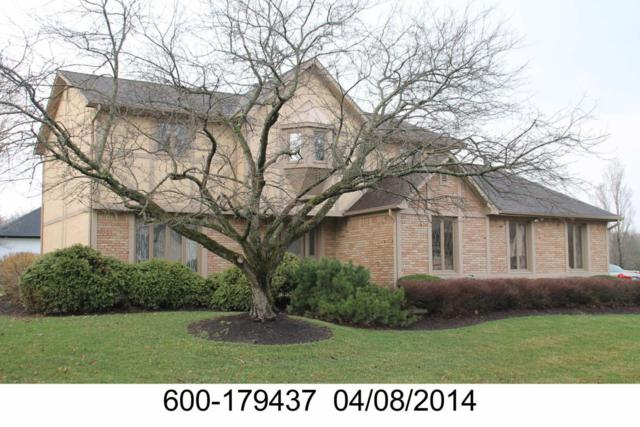 5155 Longrifle Road, Westerville, OH 43081 (MLS #217030638) :: Cutler Real Estate
