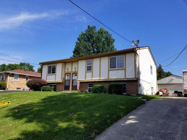 106 Cherrington Avenue, Westerville, OH 43081 (MLS #217030675) :: The Clark Realty Group @ ERA Real Solutions Realty