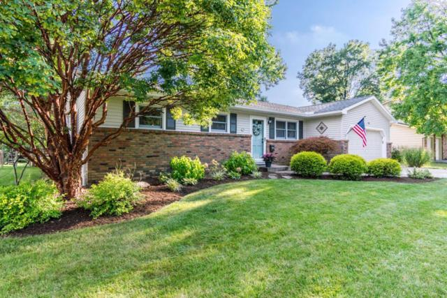 135 Heischman Avenue, Worthington, OH 43085 (MLS #217030754) :: The Clark Realty Group @ ERA Real Solutions Realty