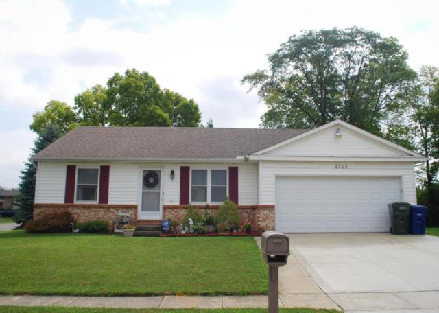 2322 Creek View Place, Grove City, OH 43123 (MLS #217030761) :: The Clark Realty Group @ ERA Real Solutions Realty