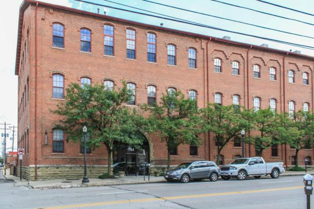 544 S Front Street #301, Columbus, OH 43215 (MLS #217030778) :: RE/MAX ONE
