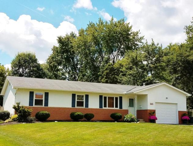 365 Illinois Avenue, Westerville, OH 43081 (MLS #217030782) :: RE/MAX ONE